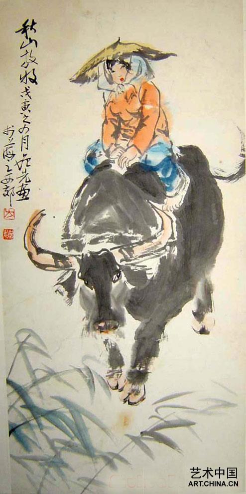 上一页 下一页   方增先作品_推荐作品_艺术中国