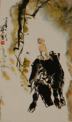 孩子学中国画和西方绘画有什么讲究吗?