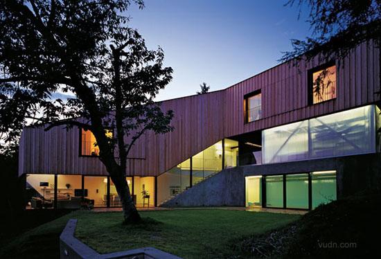 architects设计的j2房屋
