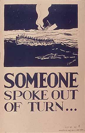 震撼人心的二战海报