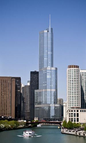 世贸中心大厦北塔