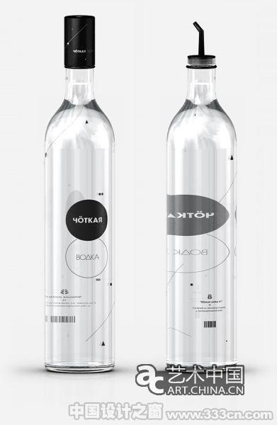创意瓶造型包装设计集锦