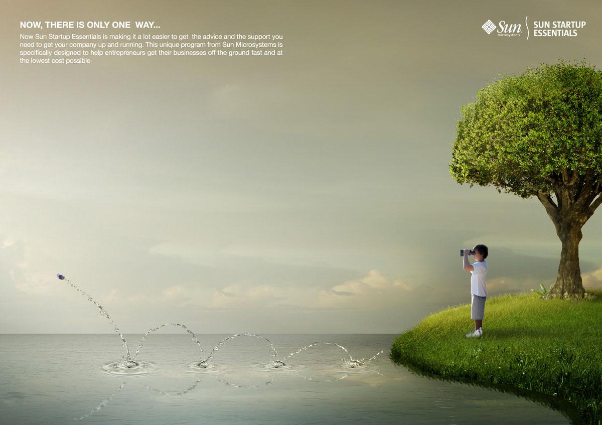 印度尼西亚pepey广告设计作品欣赏