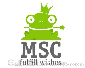 logo设计中的青蛙元素创意