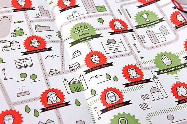 版式设计8 海报设计 设计欣赏 素彩网 国外杂志版面
