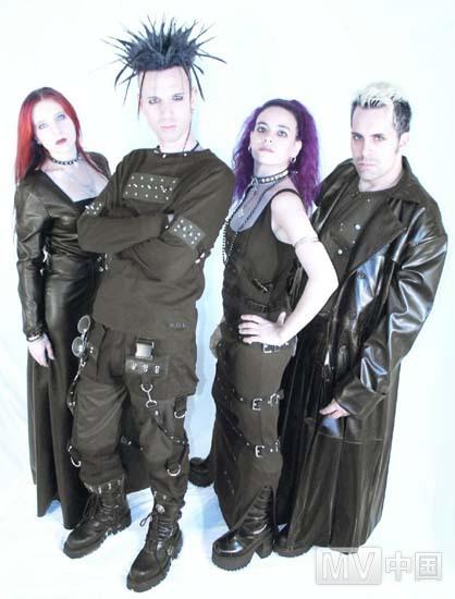 The Crüxshadows - Wishfire