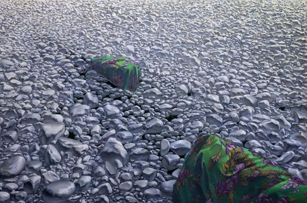 石头那边有片海——吴洋作品展