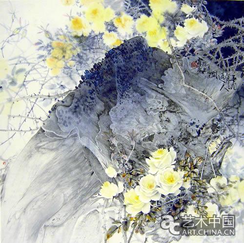 中国当代杰出花鸟画大展