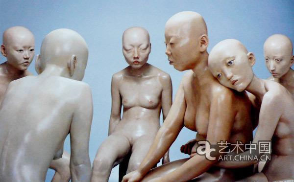 自我画像:女性艺术在中国