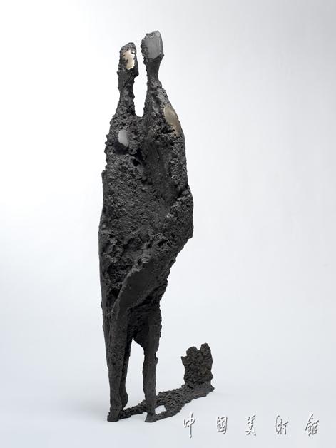 影子 张峰雕塑艺术展
