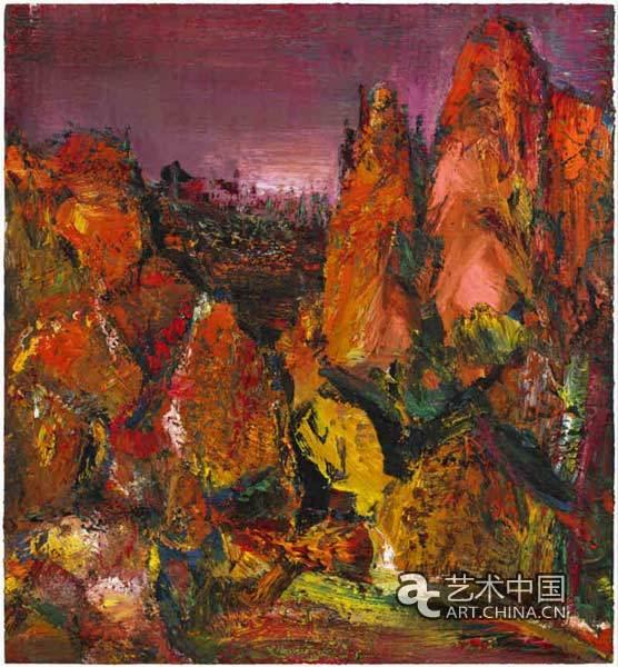 社会风景:中国当代绘画中的风景叙事
