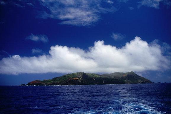 叹南太平洋小岛万种风情
