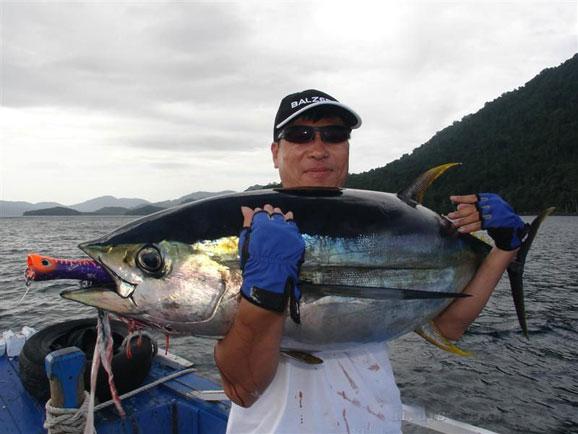 马来西亚海钓新游