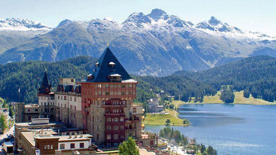 瑞士风景图片大全美丽