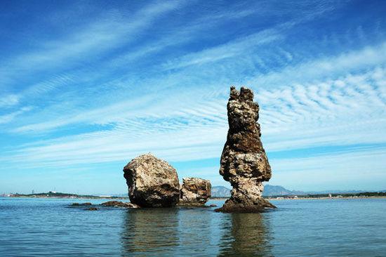 北方短途清净海岛游:葫芦岛