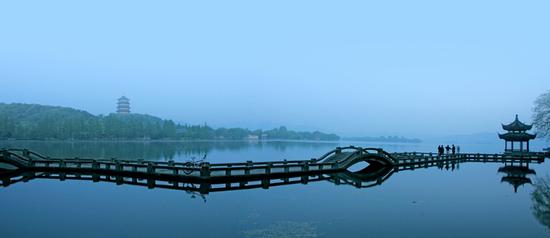 美丽耐多情 杭州流传多少爱情绝唱