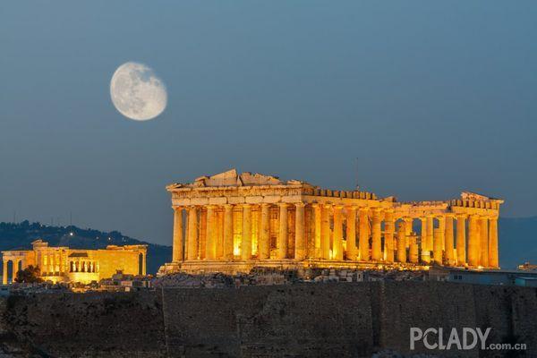 雅典卫城_古代雅典 人口