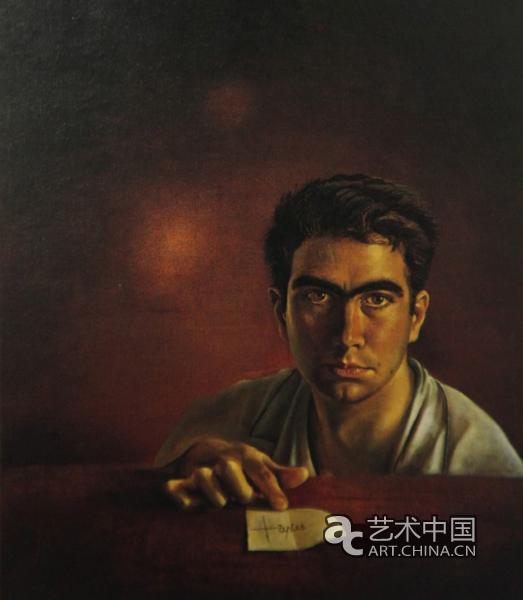 当代西班牙美术大师塔皮埃斯图片
