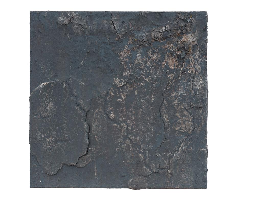 《水银沁》一--50x50cm--木质构造、麻纸、矿物·植物·土质颜料、箔--2016年-.jpg