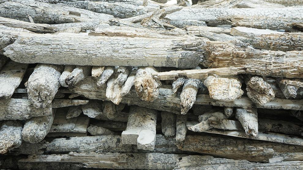 《粮仓》一-600x600x400cm--木材、矿物·植物·土质颜料--2018年.jpg