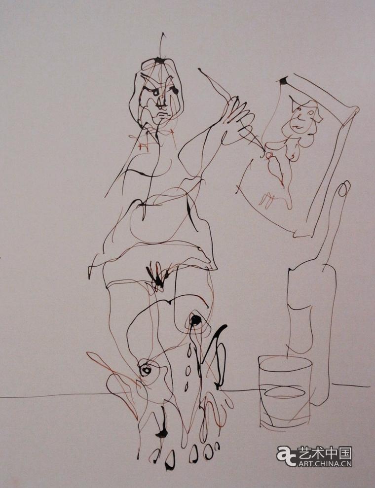手绘笔记本扉页设计