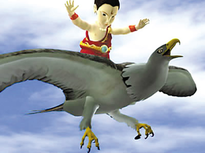 美术报; 虽然看《花木兰》等片子; 对动画片的一点期待_艺术中国