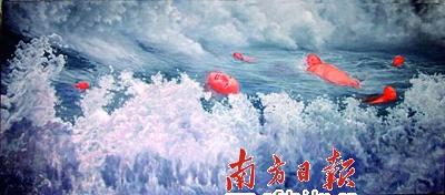 方力钧当代艺术作品.-中国当代艺术注定烟消云散还是载入美术史册