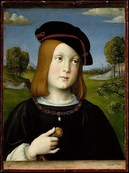 这个独特的篇章让我们对文艺复兴时期肖像画的性质和功能有了更多图片