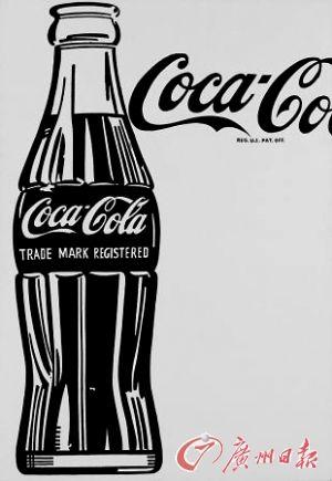 安迪·沃霍尔《可口可乐3》