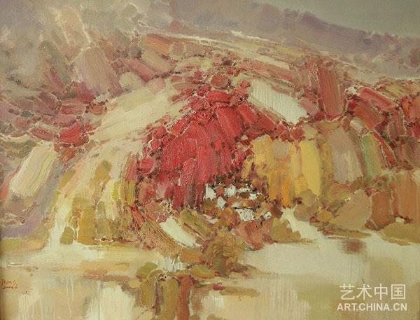 中国当代版画 油画作品展