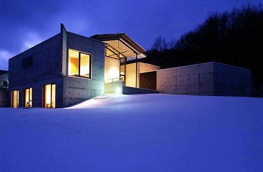 德国现代别墅建筑欣赏