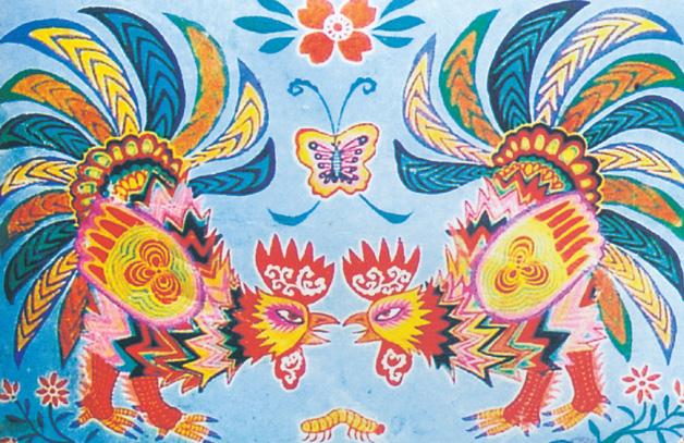 中国画乡·庄河现代民间绘画展图片
