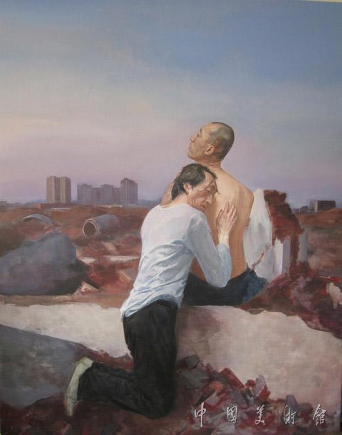坚守与突破--鲁迅美术学院教师油画作品展