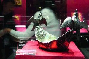 克里姆林宫珍品展在故宫午门展厅举行