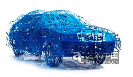 艺术北京x蓝创未来——大众汽车公共艺术展