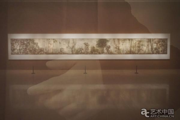 """""""走·形—肖芳凯绘画艺术展""""在中国美术馆举行开幕仪式"""