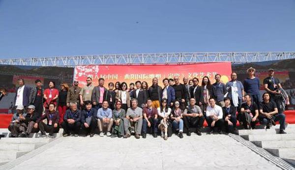 2018曲阳国际雕塑作品邀请展开幕