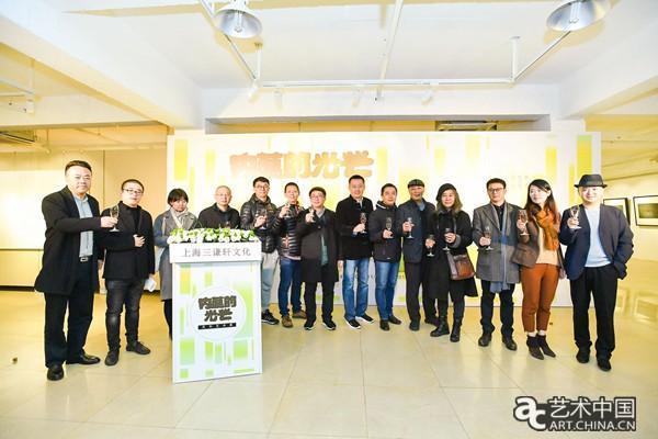 《内蕴的光芒》系列艺术展第一回亮相中国美术学院上海设计学院
