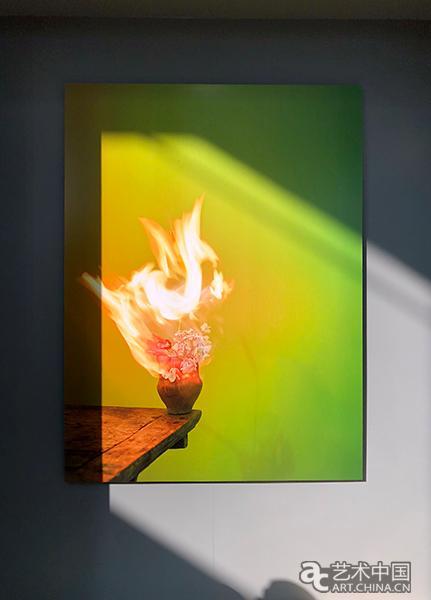 透明底火焰素材