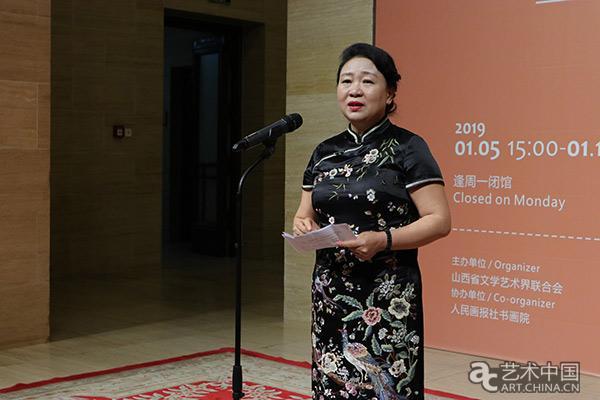 梅莹古代壁画创作临摹展亮相中国美术馆,在当代寻觅中国绘画精神