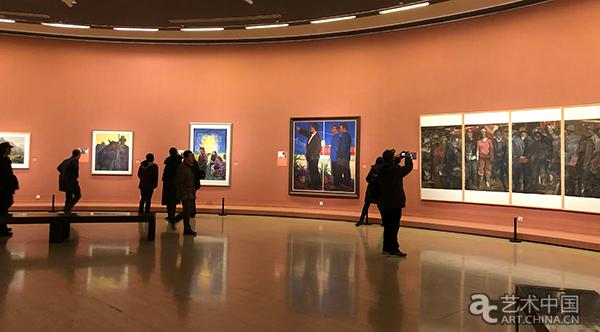 """中国美术馆展出""""风生水起——当代中国水彩画作品展"""""""