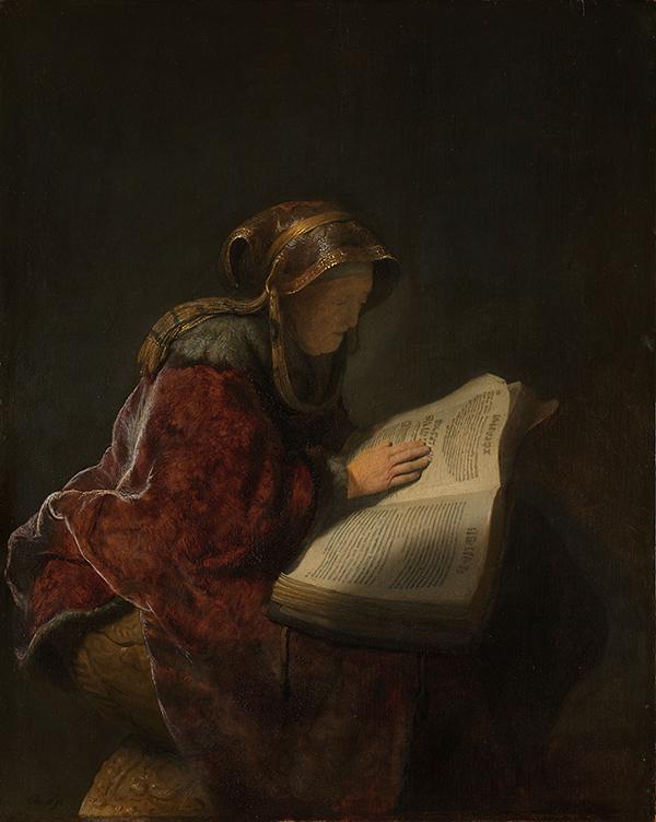 侧躺的女人_一生仅有一次 荷兰国立博物馆把伦勃朗的画都拿出来了!_ 艺术 ...