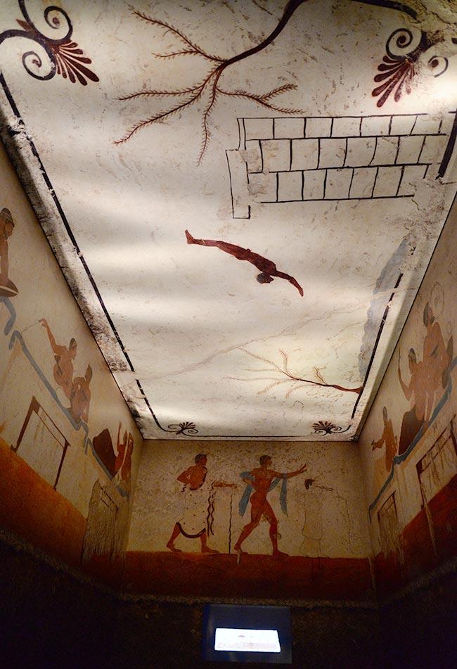 到中华世纪坛去看2500年前的地中海