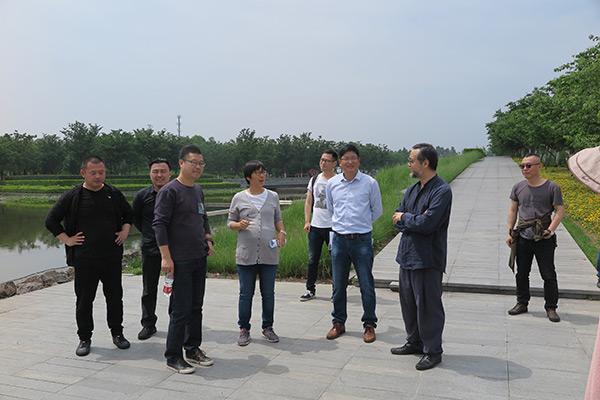 当公共艺术遇见杭州湾新区——这不是一道简单