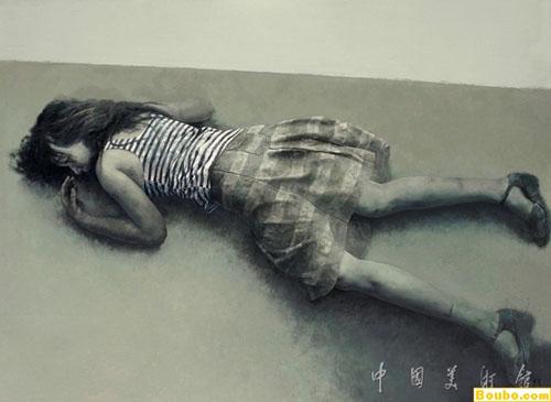 中国 遭遇/展览名称:视觉遭遇——中国油画新锐展
