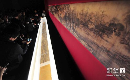 清明上河图 赴东京国立博物馆首次海外展出
