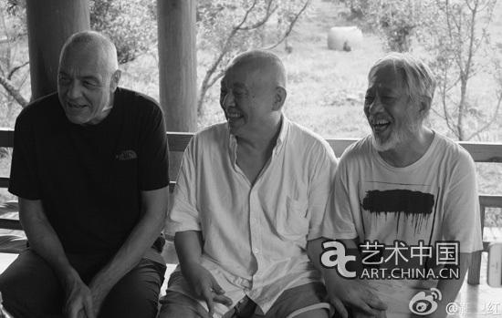 朱新建夫人陈衍_新文人画代表画家朱新建因肺癌逝世享年61岁_艺术中国