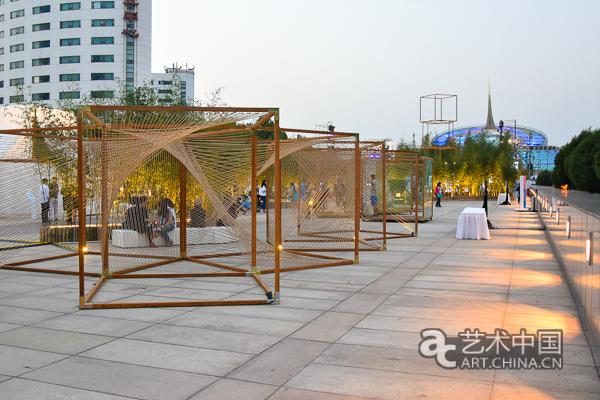 月華竹影 創意繽紛—2015北京國際設計周開幕