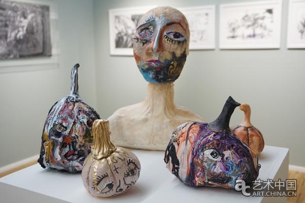 美国人脸线条-艺二代 的标签之外 90后正在成长为艺术新力量